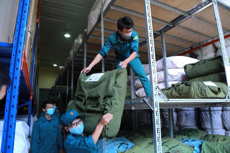 Kịp thời xuất cấp hàng dự trữ phục vụ phòng, chống dịch Covid-19.
