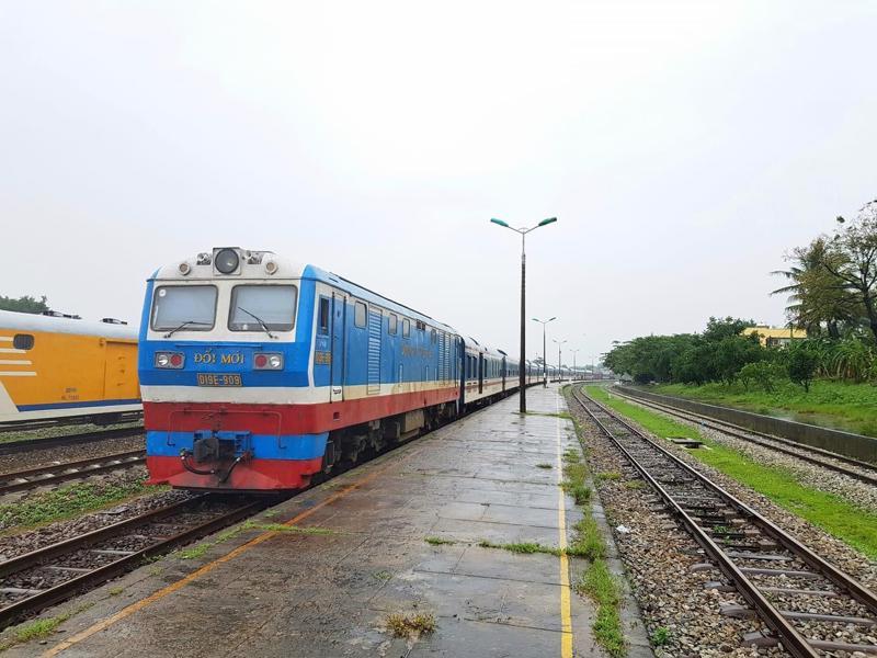 Tạm dừng hoàn toàn vận chuyển khách tuyến Bắc - Nam bắt đầu từ ngày 23/8