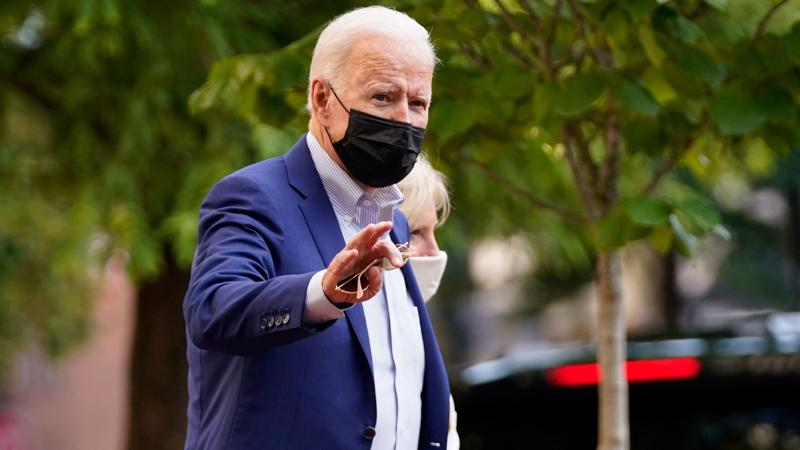 Tổng thống Mỹ Joe Biden - Ảnh: Getty Images