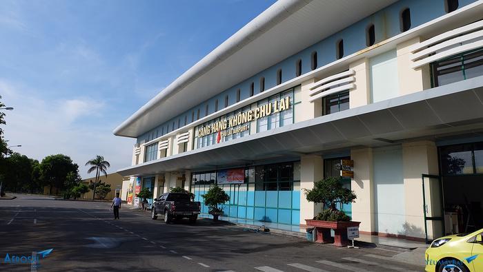 Đến 2030, sân bay Chu Lai là cảng quốc tế, công suất 5 triệu khách/năm.