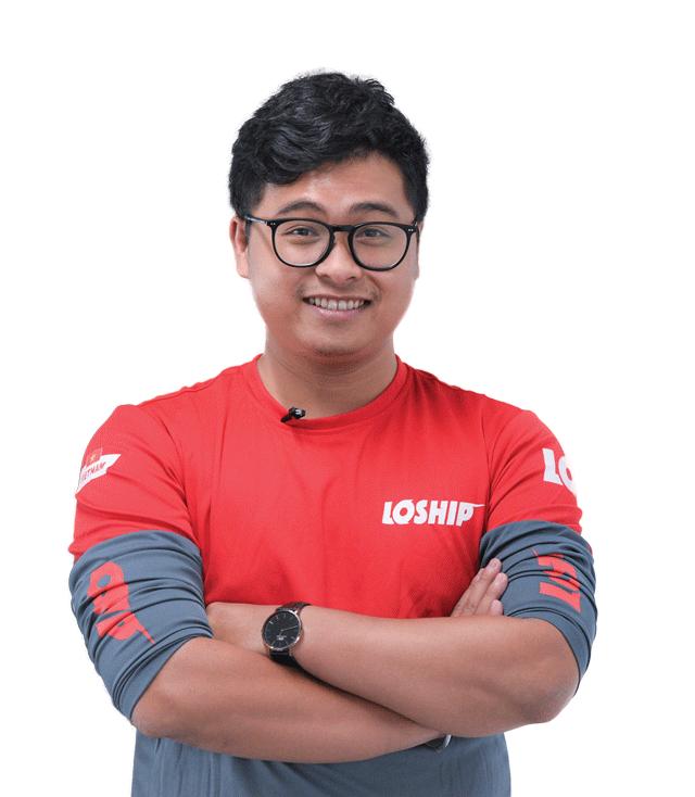Ông Nguyễn Hoàng Trung - CEO của start-up Loship
