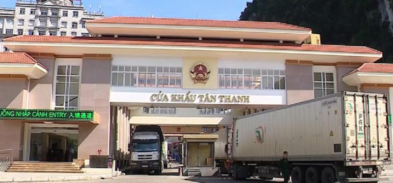 Tạo điều kiện thuận lợi cho vận chuyển, thông quan hàng hóa qua cửa khẩu.