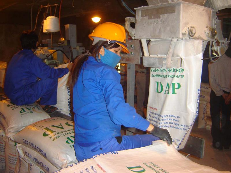 Giá bán DAP trong nước thực tế là không rẻ hơn giá DAP nhập khẩu...