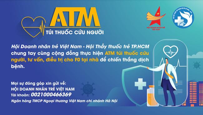 """Triển khai Chương trình """"ATM – Túi thuốc cứu người"""" tại TP.HCM"""