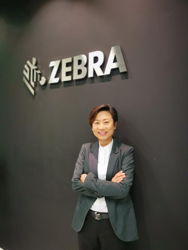 Bà Tracy Yeo, Giám đốc Zebra Technologies tại thị trường Việt Nam.