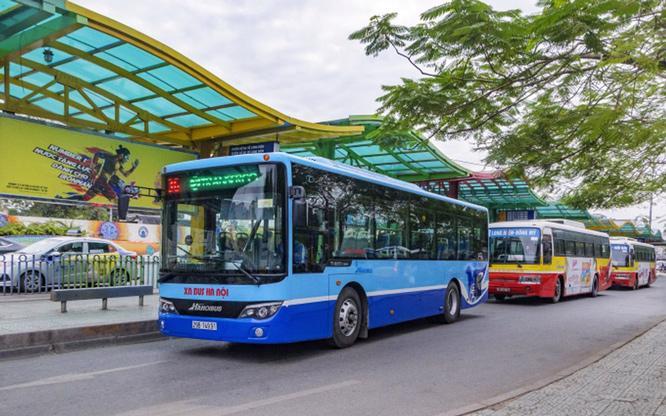 Doanh nghiệp vận tải hành khách công cộng gặp khó vì Covid-19.