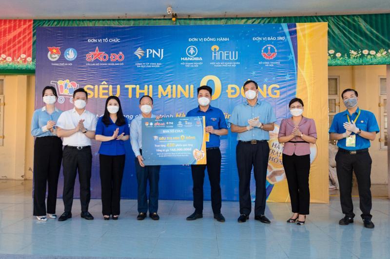 Thời gian qua, Tập đoàn Tân Hoàng Minh đã phối hợp với các tổ chức, doanh nghiệp triển khai nhiều hoạt động an sinh xã hội thiết thực.