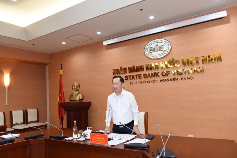 Phó Thống đốc Thường trực Ngân hàng Nhà nước Việt Nam Đào Minh Tú