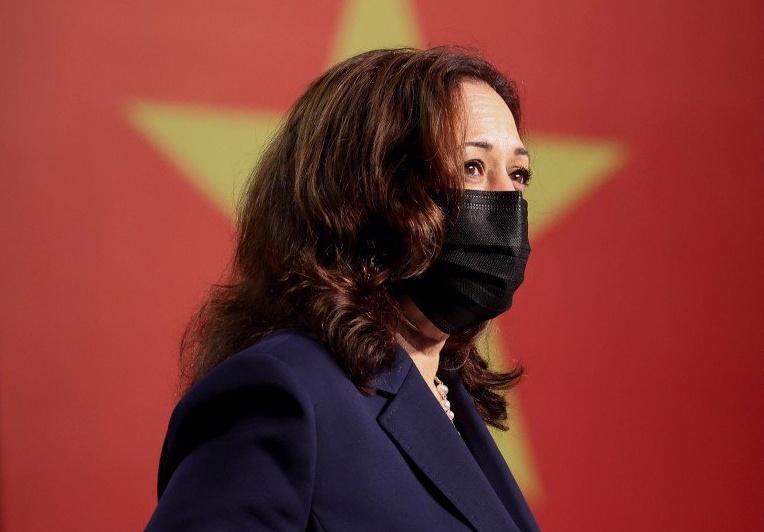 Phó Tổng thống Mỹ Kamala Harris có chuyến thăm Việt Nam từ ngày 24-26/8 - Ảnh: Reuters