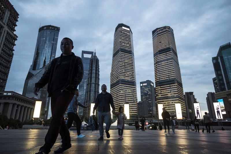 """Lời kêu gọi """"thịnh vượng chung"""" gia tăng sức ép lên tầng lớp những người giàu nhất và các công ty lớn nhất ở Trung Quốc - Ảnh: Bloomberg"""