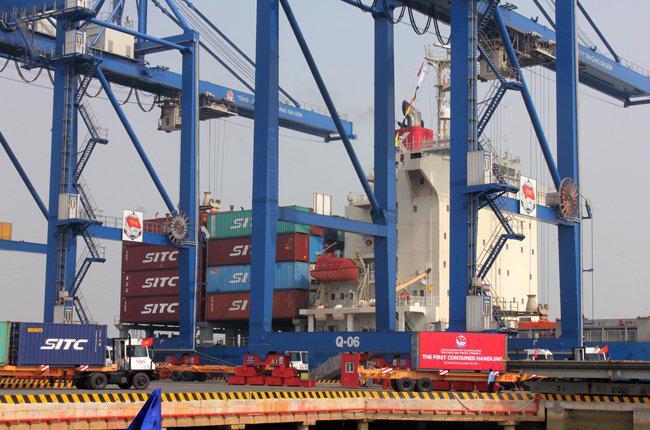 Tân Cảng Hiệp Phước tạm ngưng tiếp nhận dịch vụ đóng rút hàng gạo tại bến sà lan từ ngày 25/8 cho đến khi có thông báo mới
