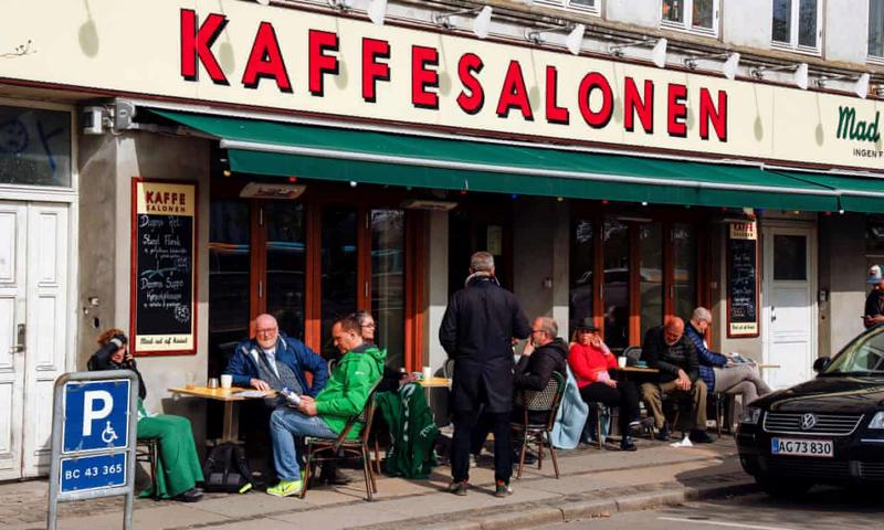 """Đan Mạch đã áp dụng """"hộ chiếu Covid"""" từ hôm 21/4 - Ảnh: Reuters."""