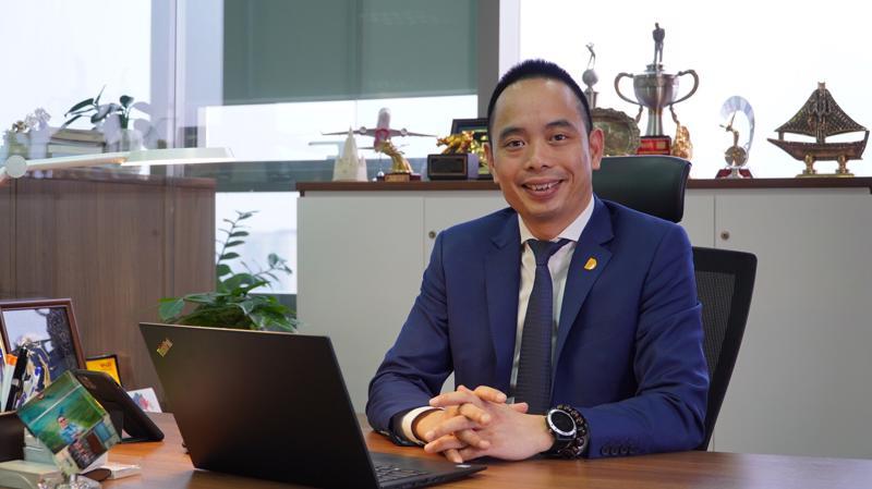 Ông Đỗ Ngọc Quỳnh, Tổng Thư ký Hiệp hội Thị trường Trái phiếu Việt Nam.
