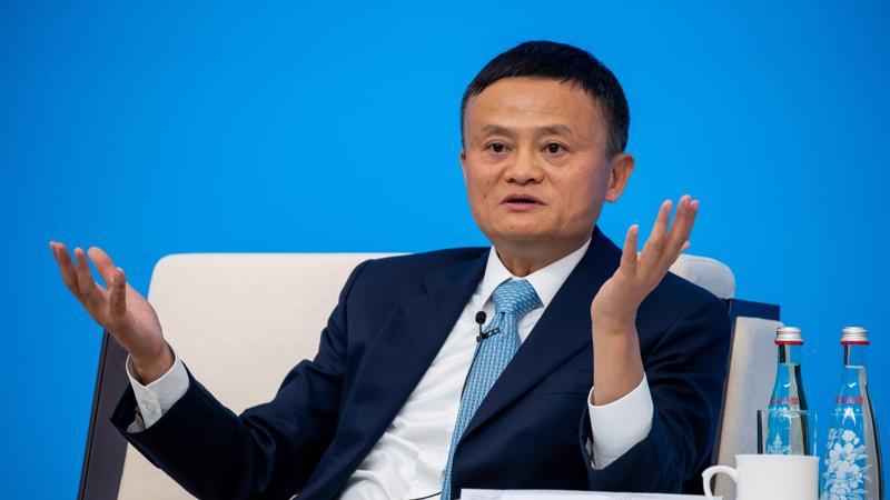 """Chia sẻ trên mạng xã hội Weibo năm 2019, tỷ phú Jack Ma cho rằng văn hóa """"996"""" thực ra là """"may mắn lớn"""" với những người trẻ - Ảnh: Getty Images."""
