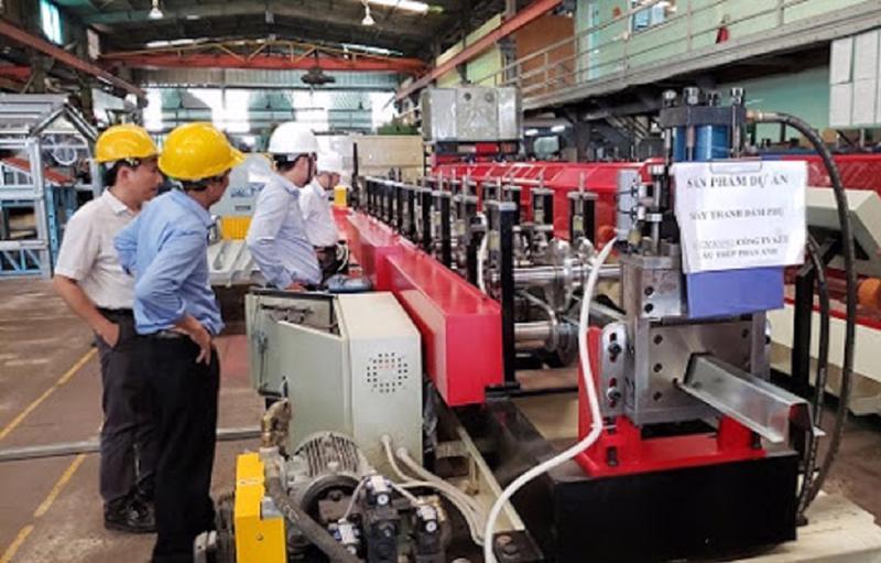 Chương trình đặt mục tiêu phát triển và làm chủ một số công nghệ cao trong sản xuất sản phẩm.