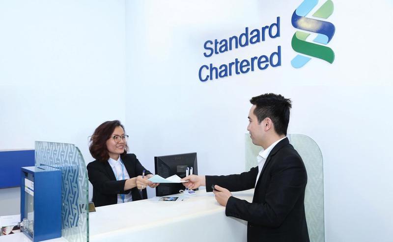 Trong khi nhiều ngân hàng ngoại thu hẹp quy mô thì Standard Chartered Việt Nam lại muốn mở rộng thị phần