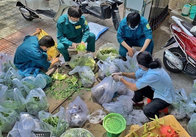 Đóng gói Combo nông sản