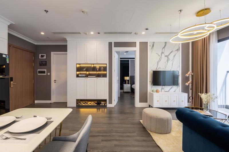 Chủ sở hữu một căn hộ The Zenpark có thể bỏ túi tới gần 600 triệu khi tham gia cho thuê theo chương trình Tổ ấm an vui.