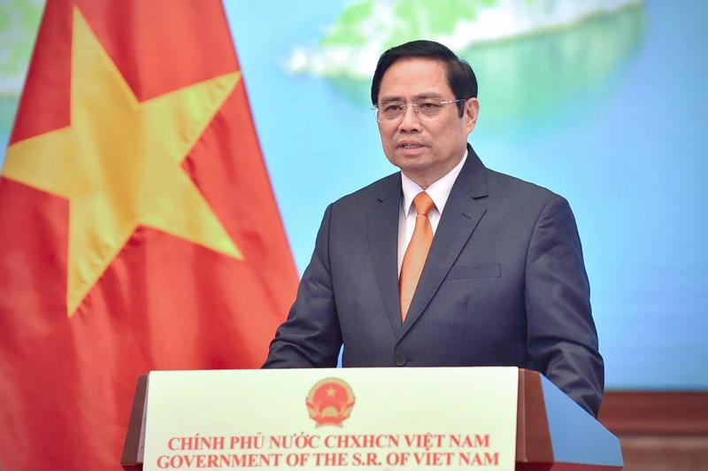 Thủ tướng Phạm Minh Chính - Ảnh: Bộ Ngoại giao.