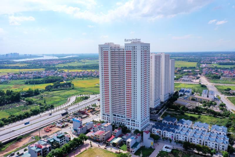 Eurowindow River Park - điển hình dự án chất lượng giá bình dân phía Đông Hà Nội.