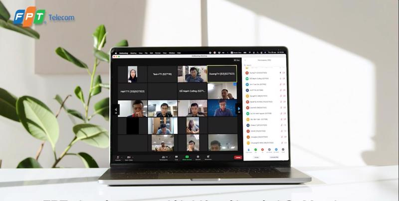 OnMeeting hỗ trợ 1.000 điểm truy cập trong một phòng họp, tương đương với Zoom và vượt xa Cisco Webex, Google Meet, MS Teams.