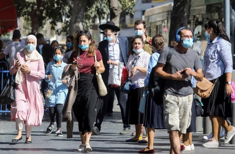 Số ca nhiễm Covid-19 tại Israel tăng kỷ lục giữa lúc các hoạt động kinh tế được khôi phục gần như bình thường - Ảnh: Jerusalem Post