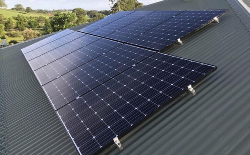 Pin năng lượng mặt trời có khả năng bị điều tra tại Hoa Kỳ.