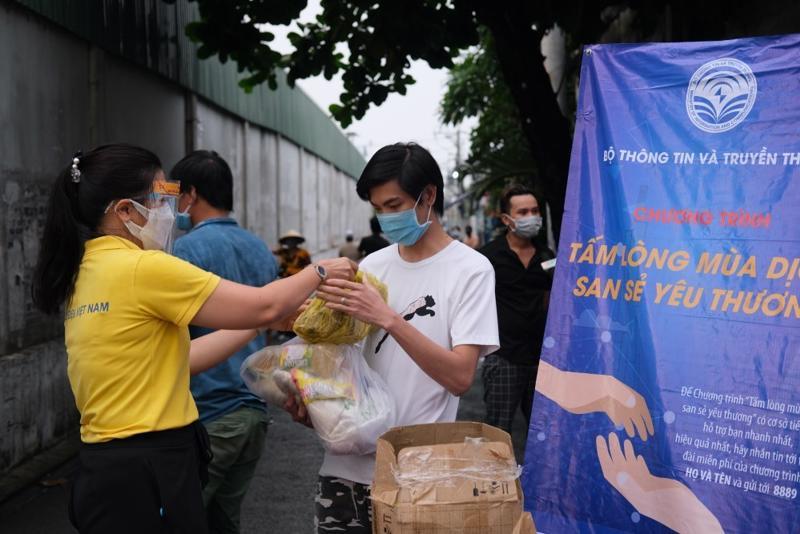 Hỗ trợ khẩn cấp người lao động khó khăn ở TP. Hồ Chí Minh