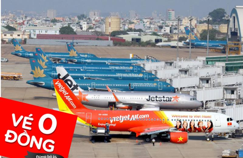 Cục Hàng không Việt Nam đề xuất giá sàn vé máy bay nội địa là 320.000 đồng.