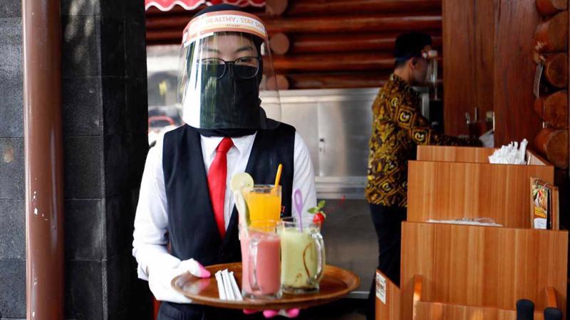 Bogor, gần Jakarta, Indonesia - Ảnh: Reuters