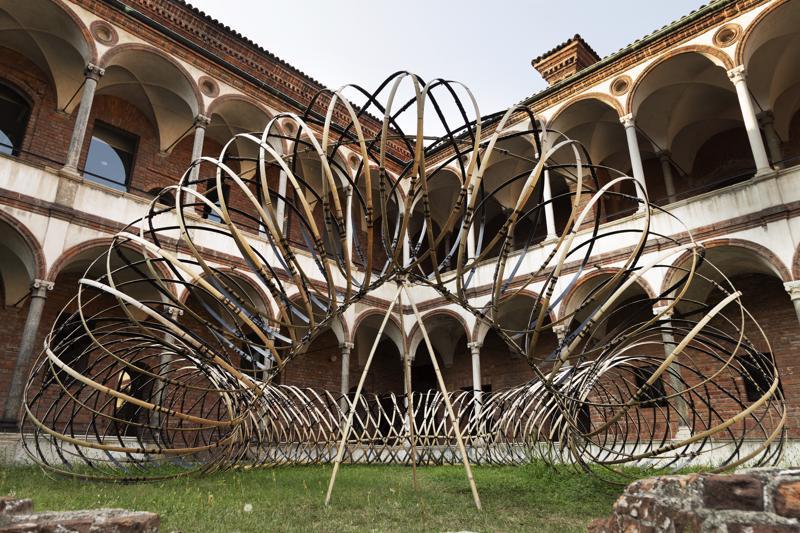 Bamboo Ring được sáng tạo từ tre, mang phong cách độc đáo và gần gũi với thiên nhiên.