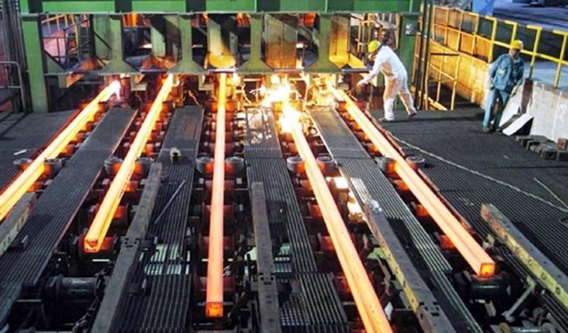 Tăng thuế xuất khẩu phôi thép sẽ tác động đến doanh nghiệp trong nước.