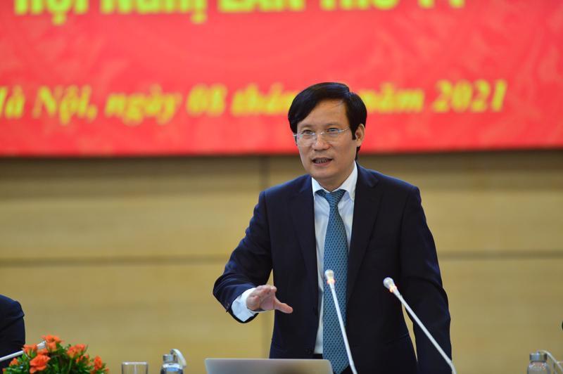 Tân Chủ tịch VCCI Phạm Tấn Công.