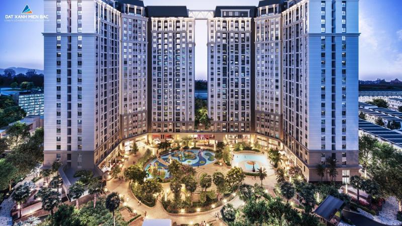 Chỉ từ 300 triệu đồng, khách hàng có thể sở hữu căn hộ thông minh giữa trung tâm du lịch Hạ Long.