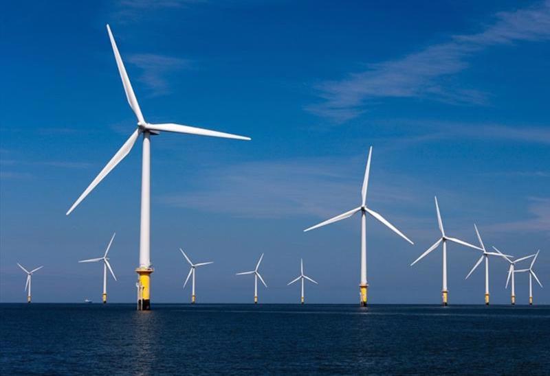 Điện gió ngoài khơi sẽ giúp Việt Nam đáp ứng nhu cầu điện đang tăng nhanh.