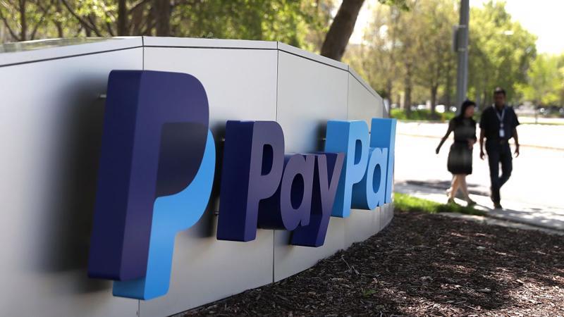 Paypal dự kiến thanh toán phần lớn bằng tiền mặt cho thương vụ này. Ảnh: Getty Images.
