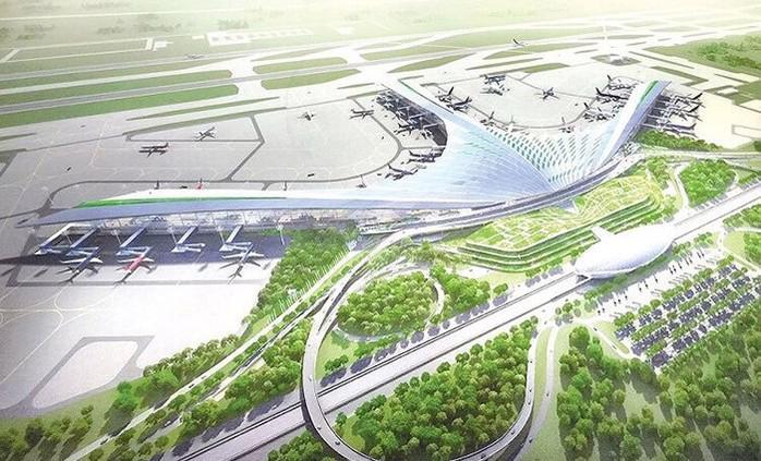 Dự án đầu tư xây dựng Cảng hàng không quốc tế Long Thành giai đoạn 1 với tổng mức đầu tư khoảng 109.111 tỷ đồng, hoàn thành và đưa vào khai thác trong năm 2025.