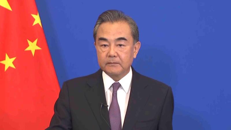 Ủy viên Quốc vụ, Bộ trưởng Ngoại giao Trung Quốc Vương Nghị - Ảnh: CGTN