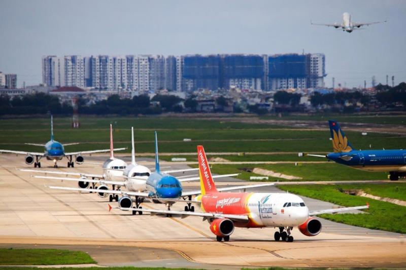 Kế hoạch phục hồi vận tải hàng không nội địa sẽ được chia thành 3 giai đoạn.