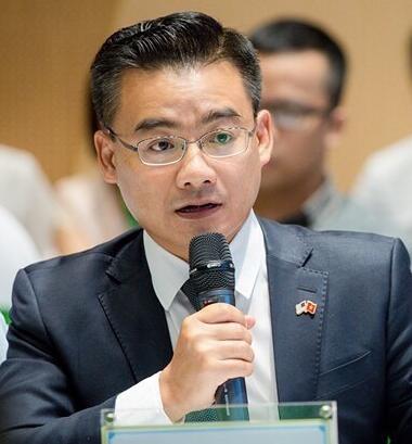 TS. Vũ Tú Thành, Phó Giám đốc điều hành khu vực, Hội đồng Kinh doanh Hoa kỳ - Asean.