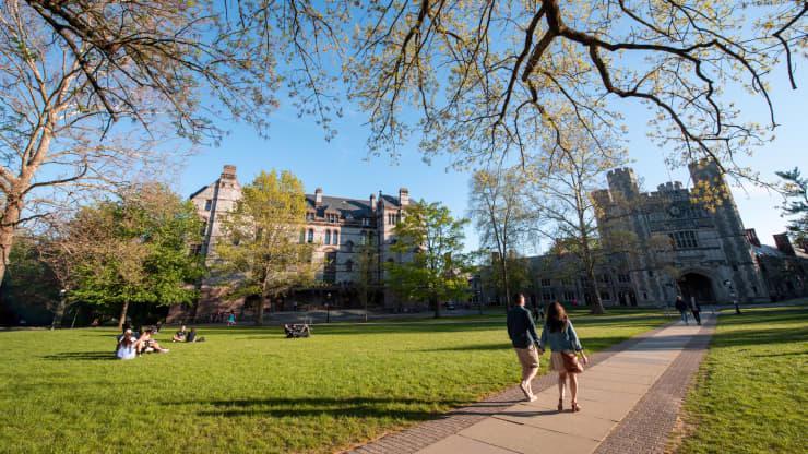 Đại học Princeton - Ảnh: Getty.