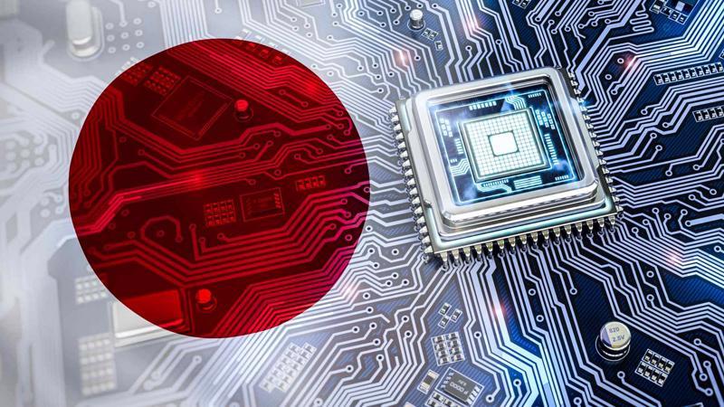 Ngành chip Nhật Bản ngày càng tụt hậu so với các nước như Mỹ, Trung Quốc, Hàn Quốc - Ảnh: Nikkei Asia