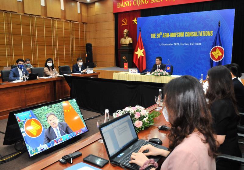 Đoàn Việt Nam tham dự Hội nghị.