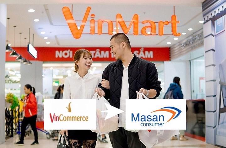 Hợp nhất, hoán đổi cổ phần giữa VinCommerce và VinEco với Masan Comsumer là thương vụ tập trung kinh tế nổi bật.