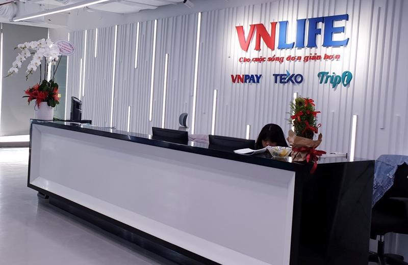 VNLIFE cũng phát triển công ty con VNTRAVEL trở thành Đại lý Du lịch Trực tuyến.