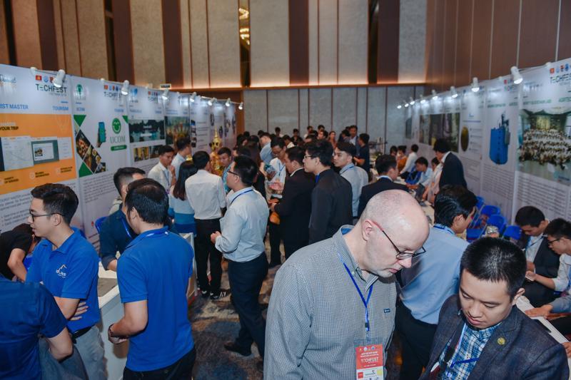 Techfest là nơi quy tụ nguồn lực của hệ sinh thái nhằm hiện thực hóa khát vọng trở thành một bệ phóng cho doanh nghiệp khởi nghiệp sáng tạo