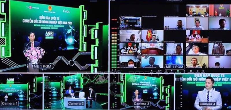 The forum applies virtual reality technology