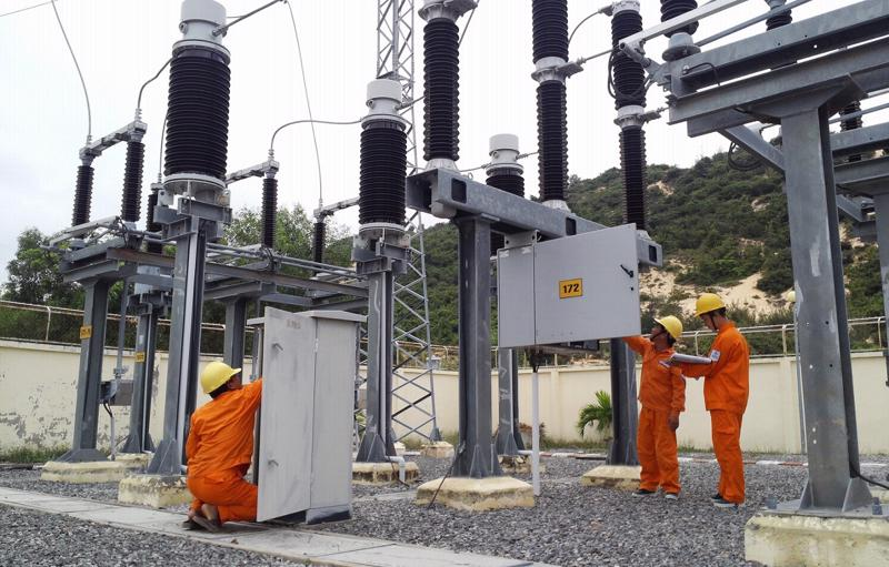Sản lượng điện đầu tháng 9/2021 giảm sâu so với cùng kỳ.