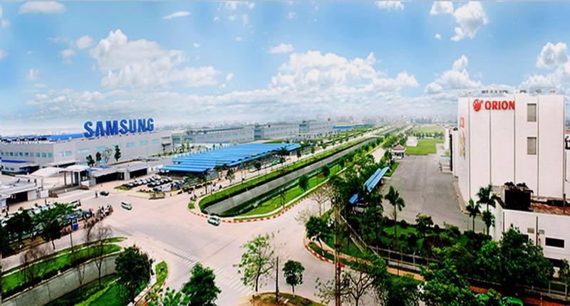 Dự án quy mô lớn được cấp phép tại khu công nghiệp.