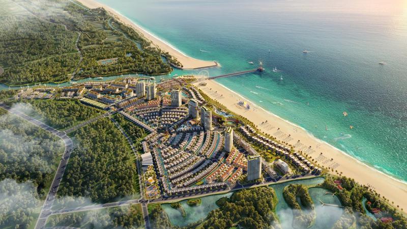 Venezia Bach được đánh giá sẽ trở thành điểm đến du lịch mang tính biểu tượng của khu vực.